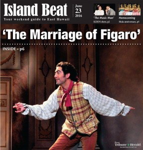 Island Beat - Marriage of Figaro