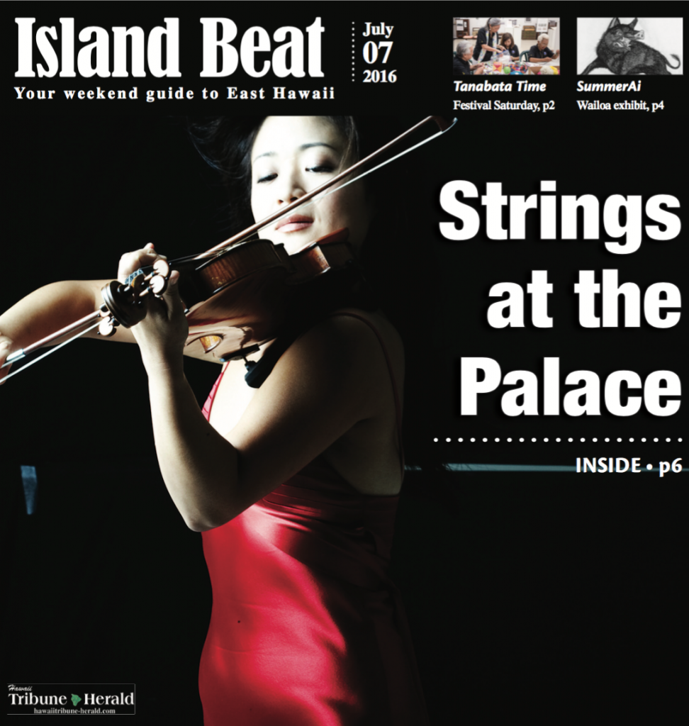 Strings at the Palace Theater - Island Beat